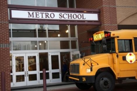 metro school charlotte